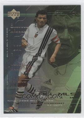 2000 Upper Deck MLS - All-MLS #M4 - Marco Etcheverry