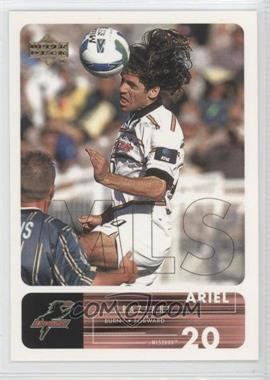 2000 Upper Deck MLS - [Base] #17 - Ariel Graziani