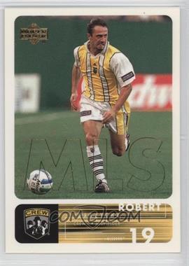 2000 Upper Deck MLS - [Base] #25 - Robert Warzycha - Courtesy of COMC.com