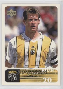 2000 Upper Deck MLS - [Base] #28 - Brian McBride - Courtesy of COMC.com