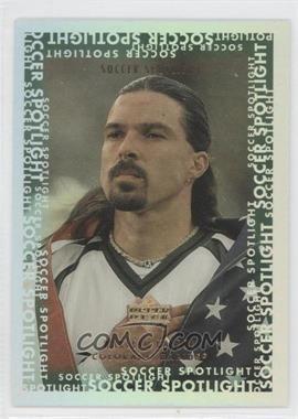 2000 Upper Deck MLS - Soccer Spotlight #S13 - Marcelo Balboa