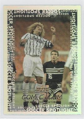 2000 Upper Deck MLS - Soccer Spotlight #S14 - Carlos Valderrama