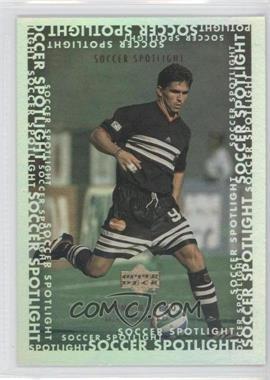 2000 Upper Deck MLS - Soccer Spotlight #S6 - Jaime Moreno