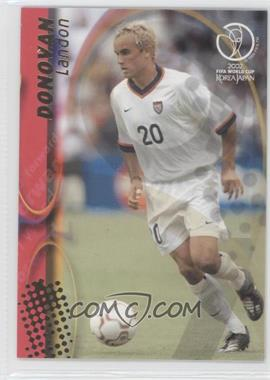 2002 Panini World Cup - [Base] #118 - Landon Donovan