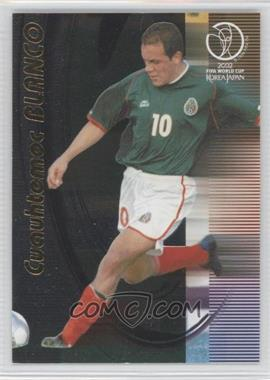 2002 Panini World Cup - USA Exclusives #U17 - Cuauhtemoc Blanco