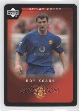 2003 Upper Deck Manchester United Strike Force - [Base] #16 - Roy Keane