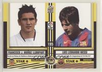 Francisco J. Munoz Llompart, Lionel Messi, Daniel Cancela Rodriguez, Borja Fern…