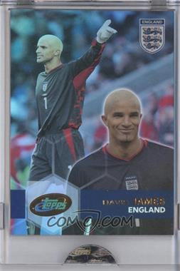 2004 eTopps - [Base] #3 - David James
