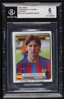 Lionel Messi [BGS6EX‑MT]