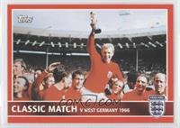 Classic Match v West Germany 1966