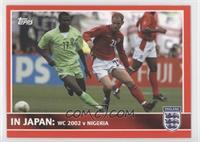 In Japan: WC 2002 v Nigeria