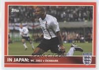 In Japan: WC 2002 v Denmark