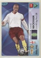 David Beckham [EX to NM]