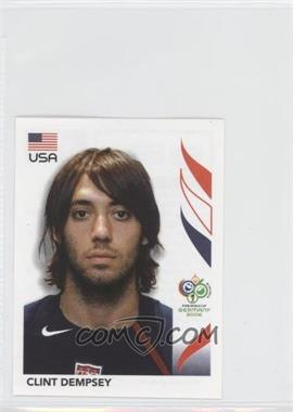 2006 Panini World Cup Album Stickers - [Base] #350 - Clint Dempsey