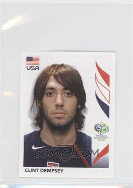 2006 Panini World Cup Album Stickers - [Base] #350 - Clint Dempsey