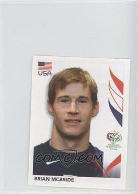 2006 Panini World Cup Album Stickers - [Base] #357 - Brian McBride