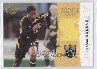 2006 Upper Deck MLS - Jerseys #JE-EB - Edson Buddle