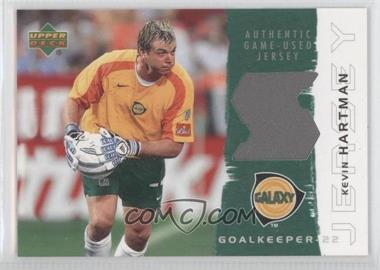 2006 Upper Deck MLS - Jerseys #JE-KH - Kevin Hartman