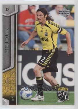 2007 Upper Deck MLS - [Base] #30 - Frankie Hejduk