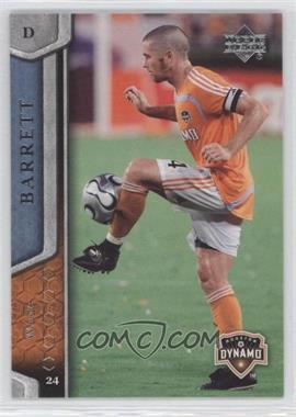 2007 Upper Deck MLS - [Base] #53 - Wade Barrett
