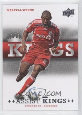 2008 Upper Deck MLS - Assist Kings #AK-16 - Marvell Wynne