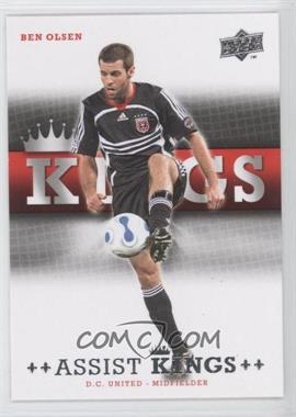 2008 Upper Deck MLS - Assist Kings #AK-9 - Ben Olsen