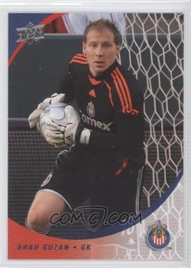 2008 Upper Deck MLS - [Base] #10 - Brad Guzan