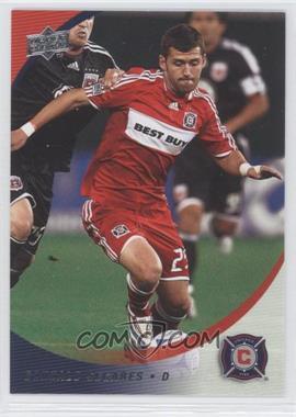 2008 Upper Deck MLS - [Base] #104 - Gonzalo Segares