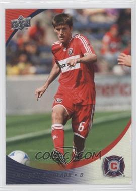 2008 Upper Deck MLS - [Base] #106 - Brandon Prideaux