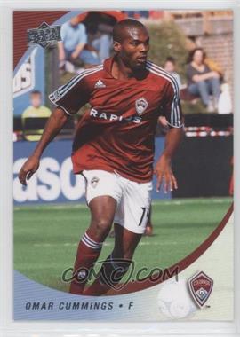 2008 Upper Deck MLS - [Base] #150 - Omar Cummings