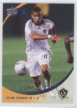 2008 Upper Deck MLS - [Base] #155 - Sean Franklin
