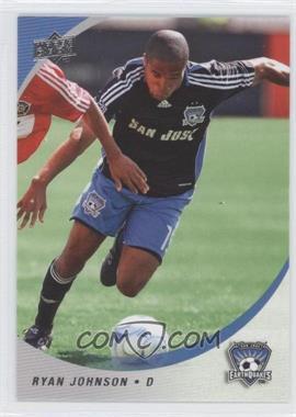2008 Upper Deck MLS - [Base] #176 - Ryan Johnson