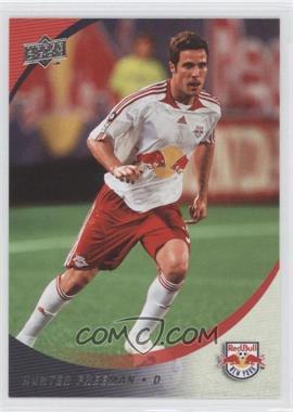 2008 Upper Deck MLS - [Base] #186 - Hunter Freeman