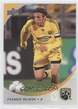 2008 Upper Deck MLS - [Base] #20 - Frankie Hejduk