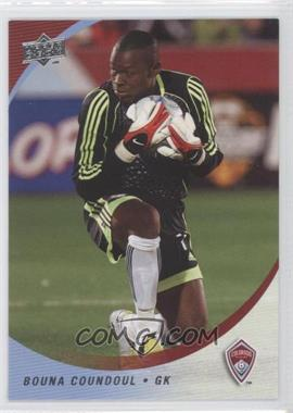 2008 Upper Deck MLS - [Base] #25 - Bouna Coundoul