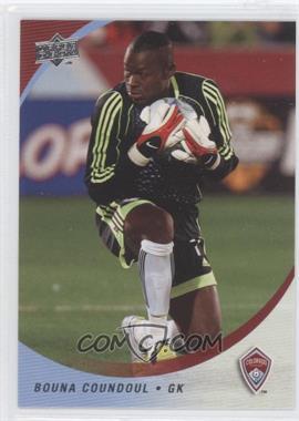 2008 Upper Deck MLS - [Base] #25 - Bouna Coundoul