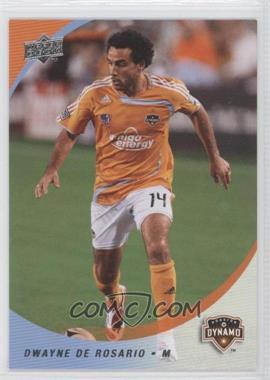 2008 Upper Deck MLS - [Base] #45 - Dwayne De Rosario