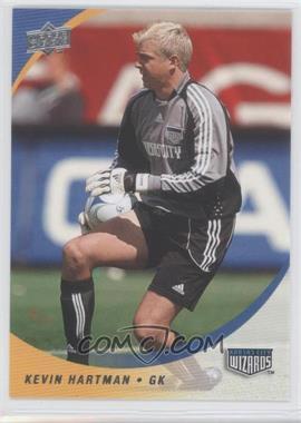 2008 Upper Deck MLS - [Base] #54 - Kevin Hartman
