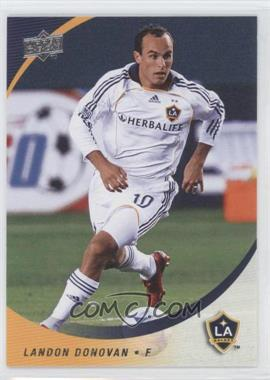 2008 Upper Deck MLS - [Base] #58 - Landon Donovan