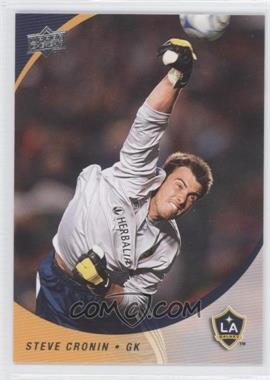 2008 Upper Deck MLS - [Base] #60 - Steve Cronin