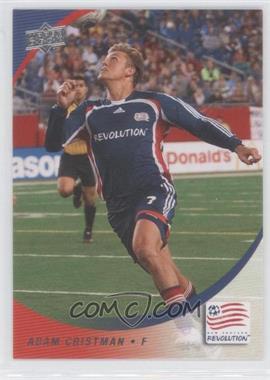 2008 Upper Deck MLS - [Base] #65 - Adam Cristman