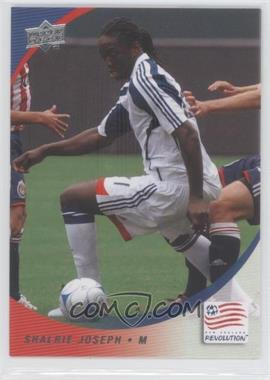 2008 Upper Deck MLS - [Base] #71 - Shalrie Joseph