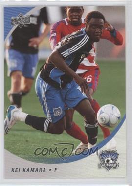 2008 Upper Deck MLS - [Base] #87 - Kei Kamara