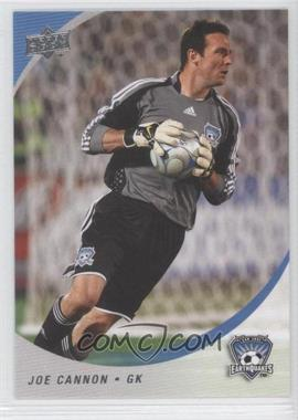 2008 Upper Deck MLS - [Base] #88 - Joe Cannon