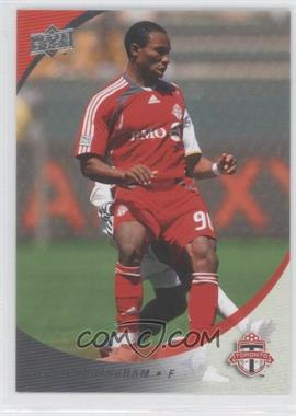 2008 Upper Deck MLS - [Base] #95 - Jeff Cunningham