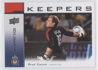 2008 Upper Deck MLS - Goal Keepers #KP-2 - Brad Guzan