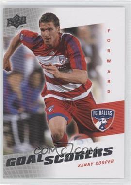 2008 Upper Deck MLS - Goal Scorers #GS-11 - Kenny Cooper