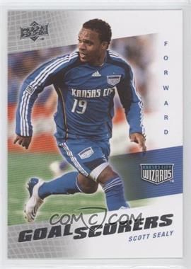 2008 Upper Deck MLS - Goal Scorers #GS-18 - Scott Sealy