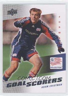 2008 Upper Deck MLS - Goal Scorers #GS-21 - Adam Cristman
