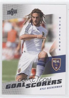 2008 Upper Deck MLS - Goal Scorers #GS-26 - Kyle Beckerman